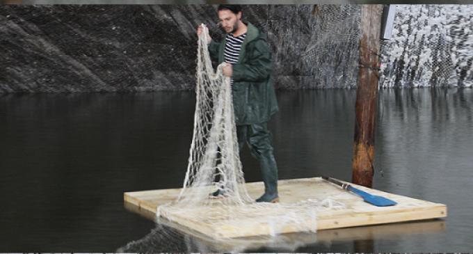 Iona, productia Teatrului Sala Mică în parteneriat cu Salina Turda, este disponibilă ONLINE