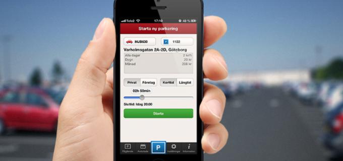 Turdenii pot plătii parcarea prin SMS – Tpark, parcare cu telefonul mobil