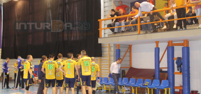 Vezi VIDEO cu golurile spectaculoase înscrise de Potaissa Turda în meciul cu Dinamo București: