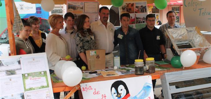 Ziua Internationala a Biodiversitatii marcata si de Colegiul Tehnic Turda