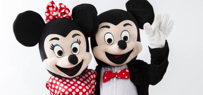 """Minnie si Mickey vor vizita Salina Turda de """"Ziua Copilului"""""""