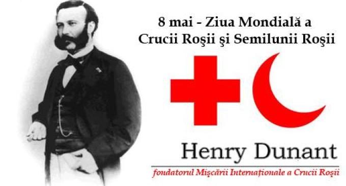 Ziua Mondială a Crucii Roșii sărbătorită de Filiala Turda