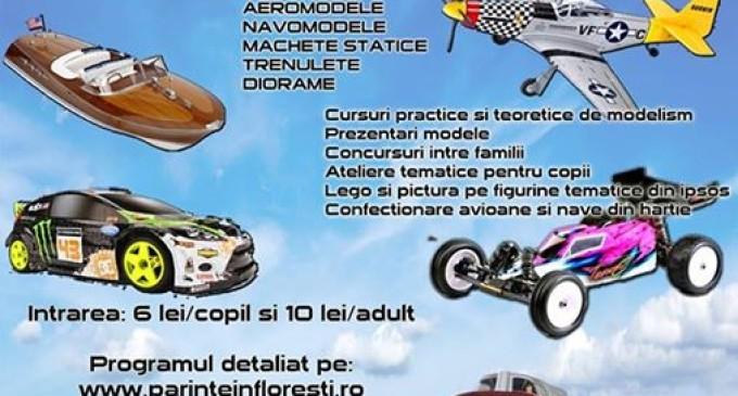 Avioane, rachete și vapoare în centrul Clujului în acest weekend!