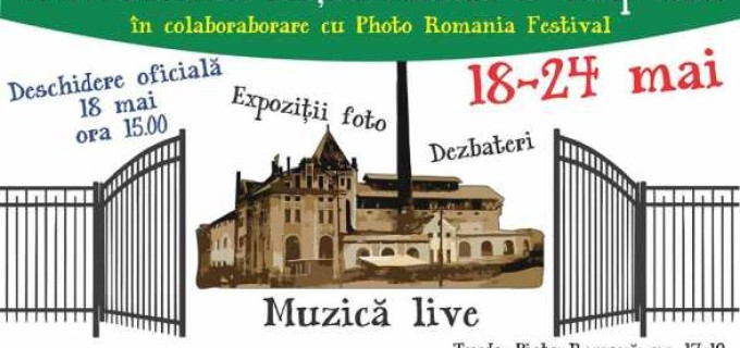 Fabrica de Timp Liber își deschide porțile în parteneriat cu Photo România Festival