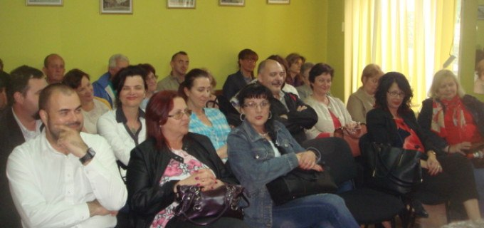 """""""Rolul gândirii pozitive în depășirea problemelor"""", dezbatere la PC Turda"""