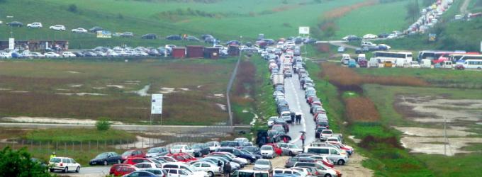Peste 15.000 de turiști sunt așteptati în acest weekend la Salina Turda. Conducerea societății a anunțat prelungirea programului de vizitare
