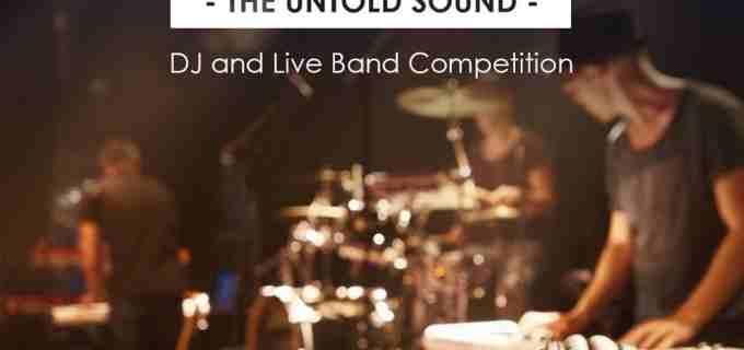 Concurs pentru o oportunitate unică: 10 DJ și 5 Live Bands vor urca pe scenele Untold Festival