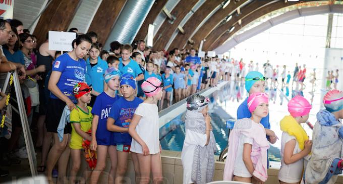 Clubul Sportiv Delfinii Turda își reia activitatea în incinta Bazinului de Înot Didactic Turda: