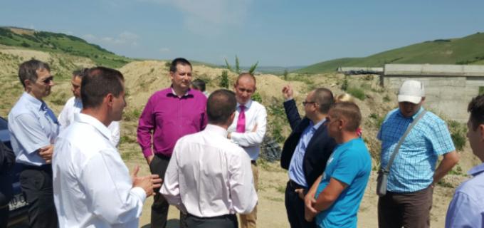 Deblocarea proiectului privind Managementul Integrat al Deşeurilor