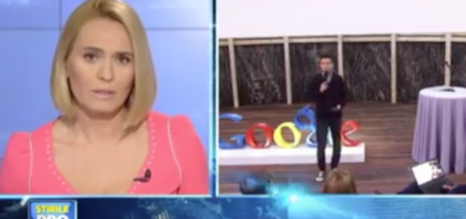 VIDEO: Reportaj ProTV – Lansare Salina Turda în Google Street View