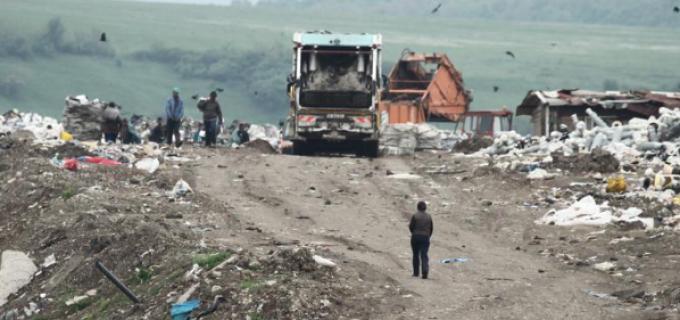 Depozitări ilegale semnificative de deşeuri la Pata Rât