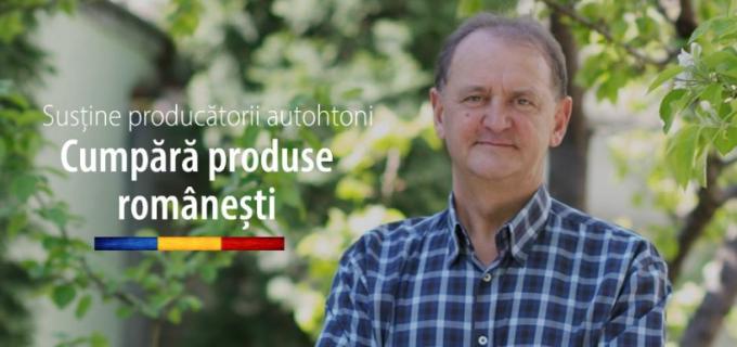 Cristian Matei susține producătorii autohtoni
