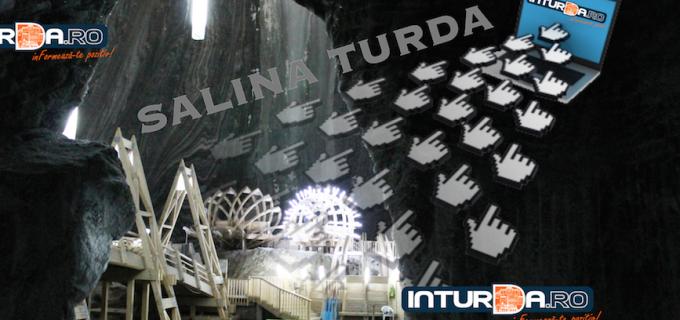 În această săptămână Salina Turda a apărut în peste 150 de publicații