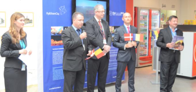 """Aeroportul Internațional """"Avram Iancu"""" Cluj a lansat proiectul """"Fly&Share Cluj"""""""