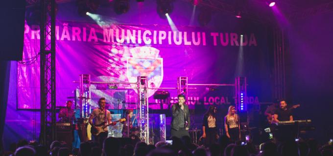 Comunicat: Artiştii care vor concerta în cadrul ediţiei a XV – a a Zilelor Municipiului Turda 2015