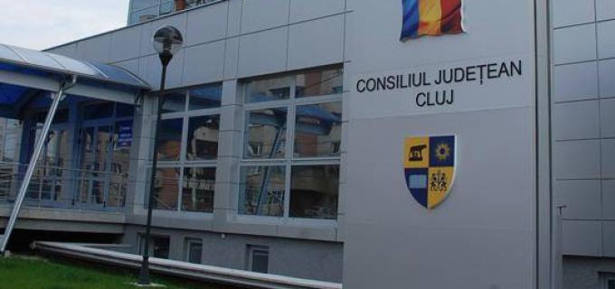 Consiliul Judetean Cluj organizeaza concurs pentru angajarea a 2 debutanti