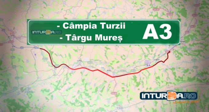 Încep lucrările la tronsonul de autostradă Câmpia-Turzii – Ogra (37 km)