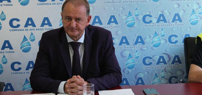"""Compania de Apă Arieș a prezentat noul proiect: """"Investiții și dotări pentru îmbunătățirea capacității de operare a CAA"""""""