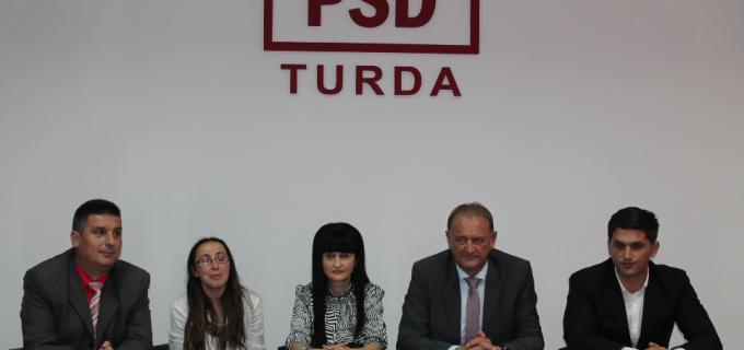 PSD Turda solicită Consiliului Local alocarea unei sume mai mari pentru reabilitarea străzilor din oraș
