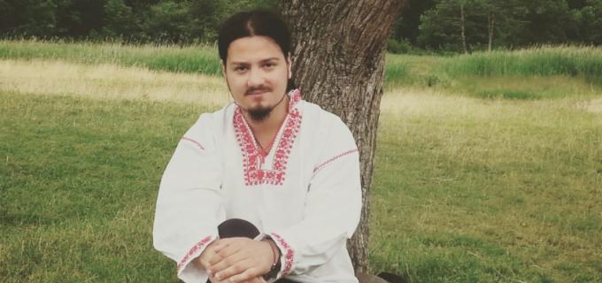 INTERVIU exclusiv cu poetul turdean Călin Pop