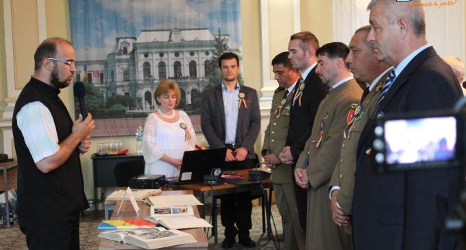 Ziua Drapelului Naţional a fost celebrată de către Primăria Municipiului Turda şi Consiliul Local Turda