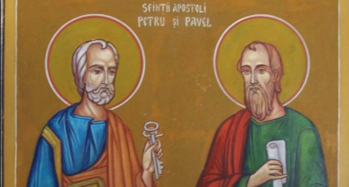 """Cristian Matei: """"La mulți ani tuturor celor care poartă numele Sfinților Petru şi Pavel!"""""""