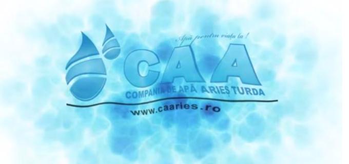 Compania de Apă ARIEŞ anunţă întreruperea furnizării apei potabile, în data de 24.08.2015 – zona Băi