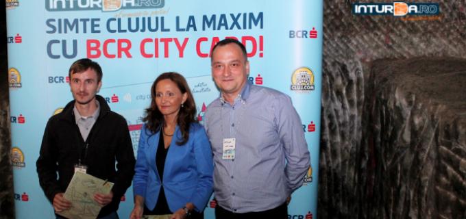 Foto/VIDEO: Salina Turda a semnat un protocol de colaborare cu BCR CityCard. Posesorii acestor carduri vor avea reducere la intrarea în Salina