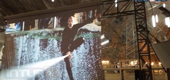 """VIDEO: Premiera filmului """"Transylvania Dragon"""" în amfiteatrul Salinei Turda"""