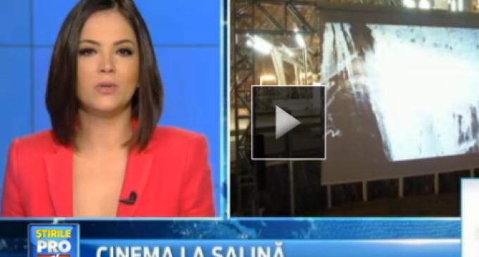 ProTV: Turistii care au vizitat in weekend Salina Turda au avut parte de o surpriza