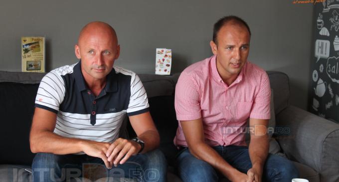 VIDEO: Flaviu Sâsâeac și Horațiu Gal au prezentat transferurile Potaissei Turda