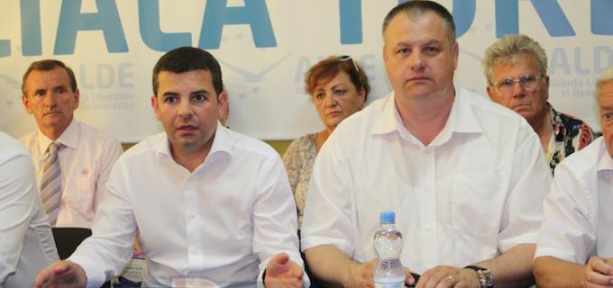 Candidații ALDE Cluj pentu alegerile locale, pe ultima suta de metri