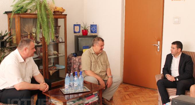 VIDEO: Ministrul Agriculturii, în vizită la Stațiunea de Cercetări Agricole Turda