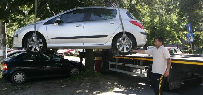 OFICIAL: Nicio MAȘINĂ parcată neregulamentar NU MAI POATE FI RIDICATĂ