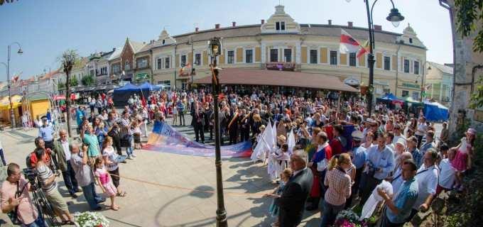 Un Felinar cu semnificație istorică  a fost inaugurat la Turda