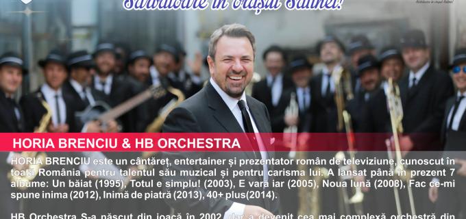 Horia Brenciu și Orchestra vor concerta sâmbătă în Turda, la ZMT15!