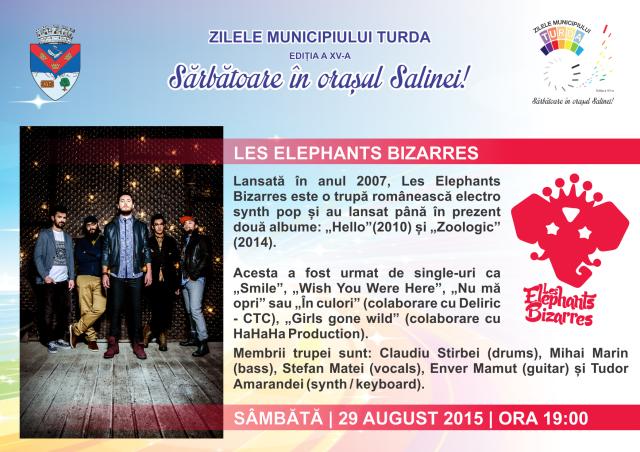 LES ELEPHANTS BIZARRES - ZMT15
