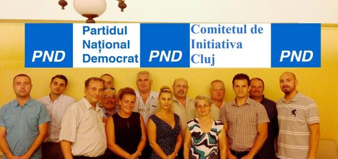 PND Cluj are 2 consilieri locali turdeni în comitetul de inițiativă