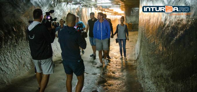 VIDEO: ProTV la Salina Turda – Locul din Romania considerat de straini cea mai frumoasa asezare subterana din lume