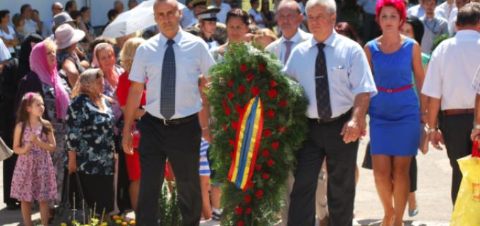 """Compania de Apă ARIEȘ prezentă la manifestările comemorative de la Mănăstirea """"Mihai Vodă"""""""