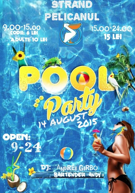 pool party turda
