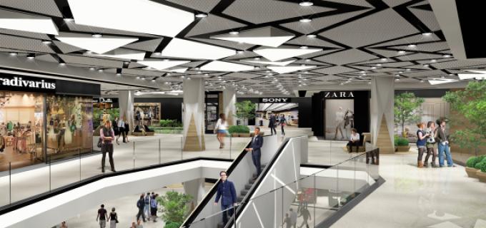 Un nou mall se deschide în centrul Clujului, Platinia Shopping Center! FOTO