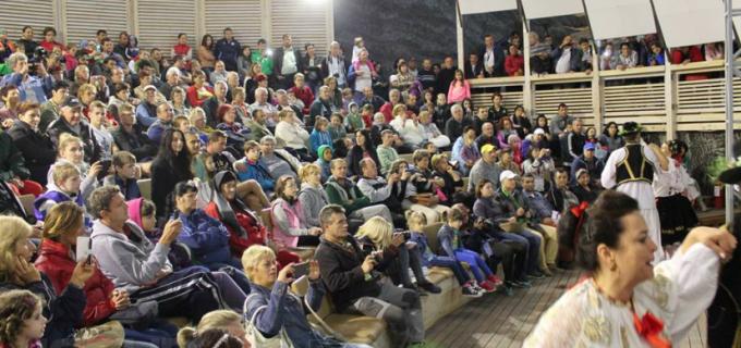"Foto/VIDEO: Salina Turda, gazda Festivalului Folcloric International ""Heltai Gáspár"""