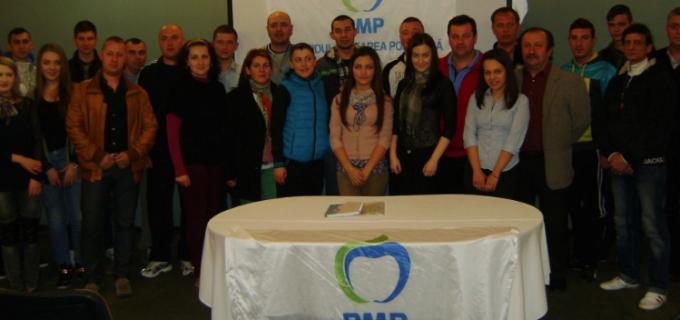 """Partidul Miscarea Populara Turda lanseaza proiectul """"Tineri pentru Turda"""""""