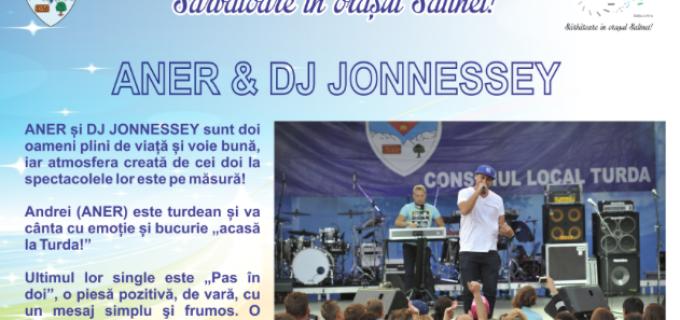 Spectacole ZMT15: ANER & DJ JONNESSEY