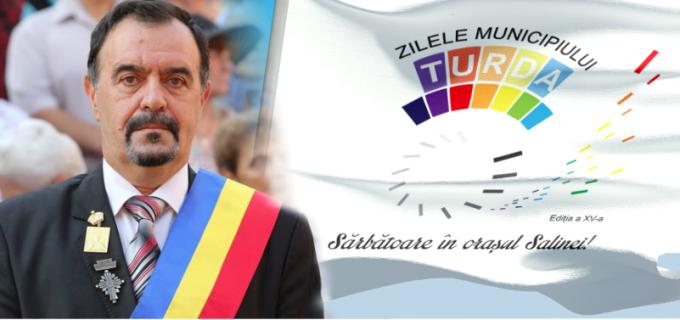 ZMT15 – Deschiderea oficială: Mesajul primarului Tudor Ștefănie