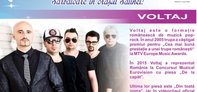 Spectacole ZMT15:  VOLTAJ, reprezentanta României la Eurovision 2015, vine să concerteze la Turda