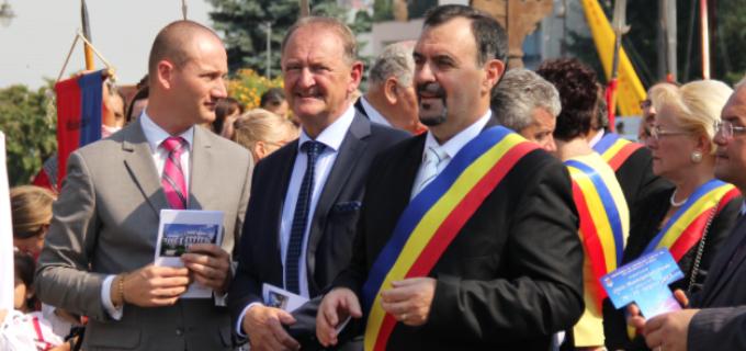 Compania de Apă ARIEȘ partener al zilelor celor două orașe: Turda și Câmpia Turzii