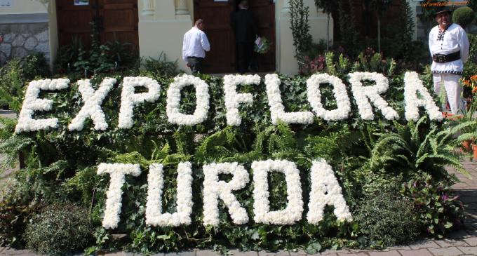 FOTO: ExpoFlora 2015 si-a deschis portile la Turda.
