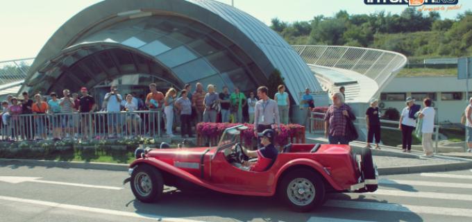 RetroMobil – Expozitie inedită la Salina Turda. Vezi VIDEO
